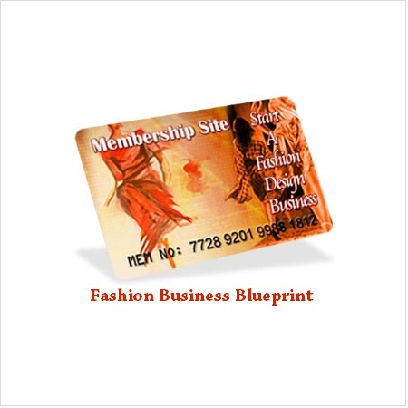 Fashion Business Blueprint Income Solutions 4u